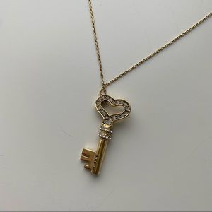 Juicy Couture Key Necklace